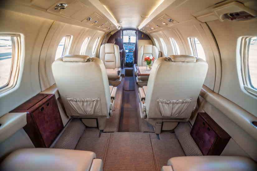 бизнес джет Cessna Citation III