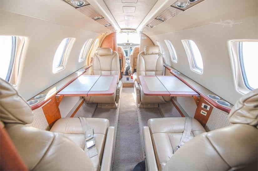 бизнес джет Cessna Citation Jet / CJ1
