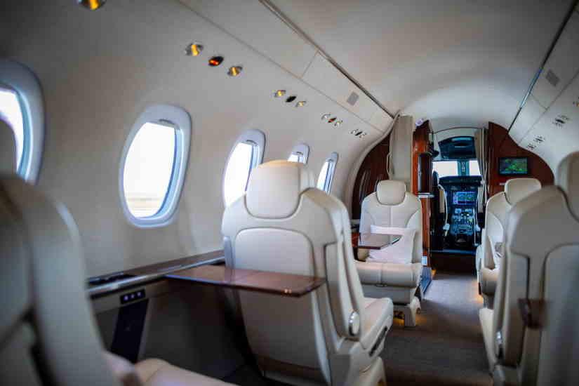 бизнес джет Cessna Citation Latitude