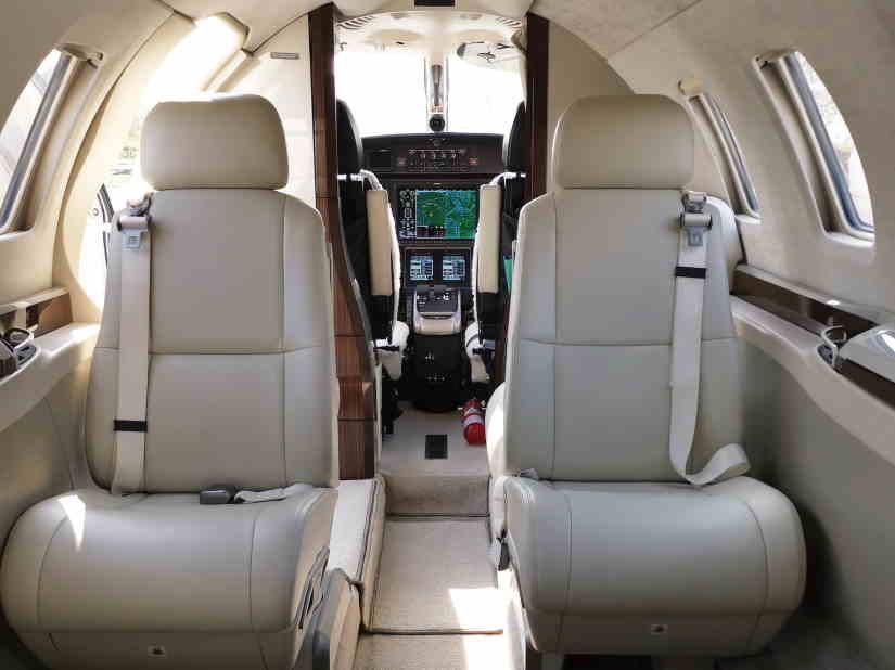 бизнес джет Cessna Citation M2