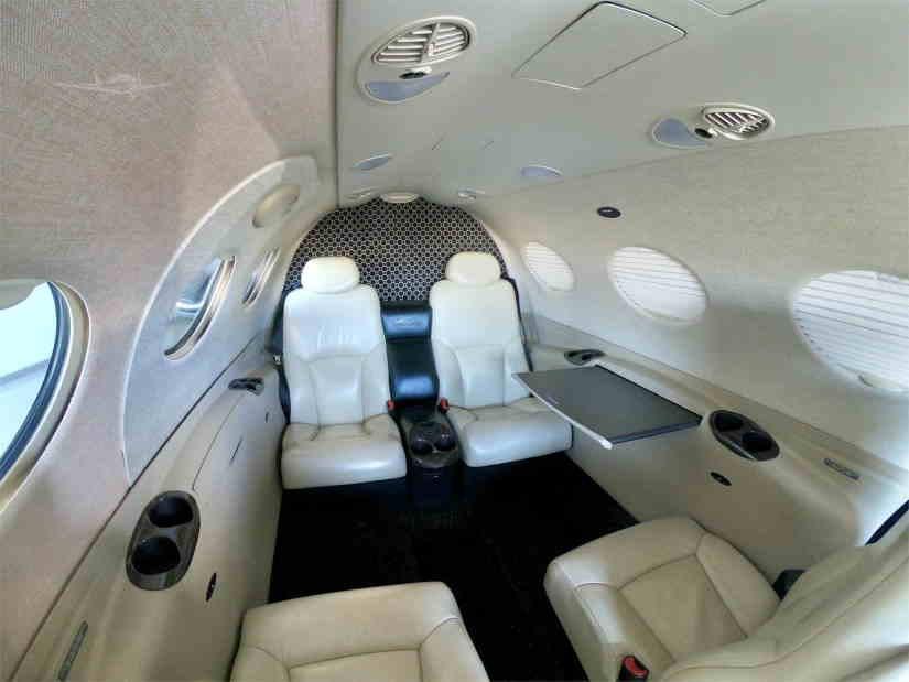 бизнес джет Cessna Citation Mustang