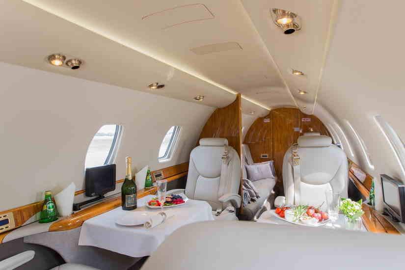 бизнес джет Cessna Citation Sovereign