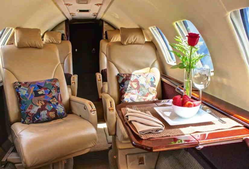 бизнес джет Cessna Citation Ultra
