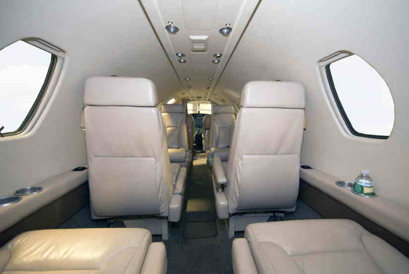 бизнес джет Cessna Citation V