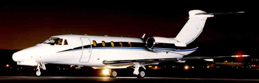 самолет Cessna Citation VI