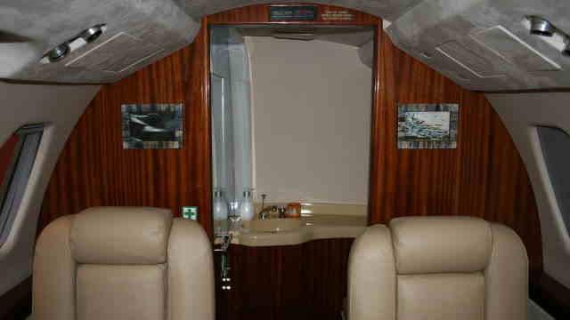 фото частного самолета Cessna Citation VI