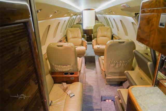 бизнес джет Cessna Citation VI в России