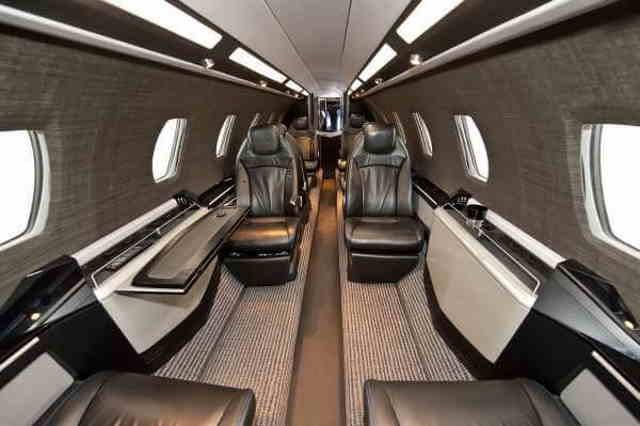 аренда самолета Cessna Citation VI