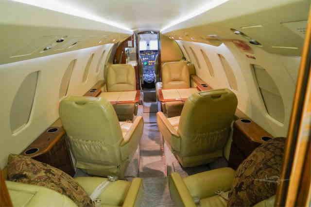 арендовать бизнес джет Cessna Citation VI