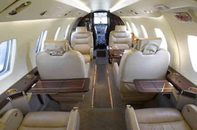 фото частного самолета Cessna Citation VII