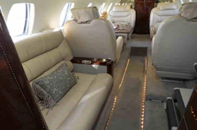 бизнес джет Cessna Citation VII в России