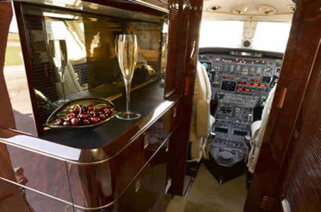арендовать бизнес джет Cessna Citation VII