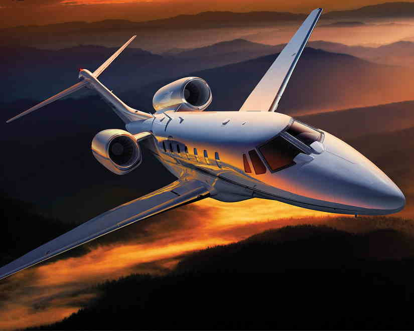 самолет Cessna Citation X