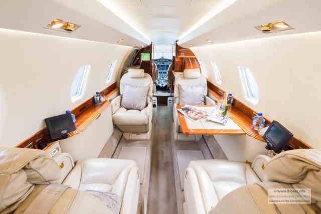 перелет самолетом Cessna Citation X