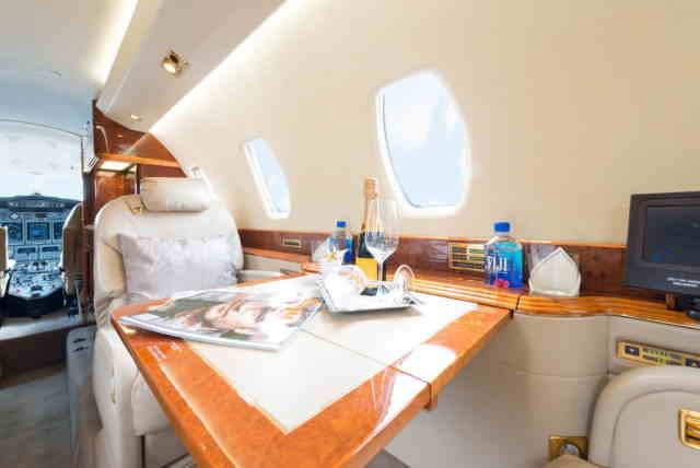 фото частного самолета Cessna Citation X