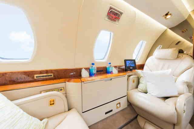 арендовать бизнес джет Cessna Citation X