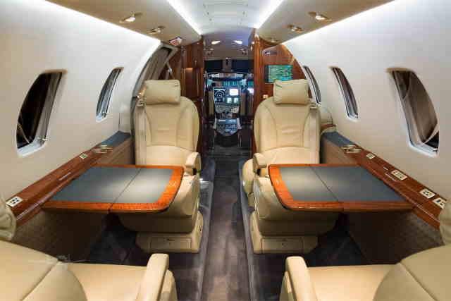 бизнес джет Cessna Citation XLS в России