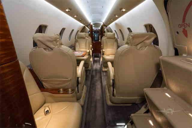 аренда самолета Cessna Citation XLS
