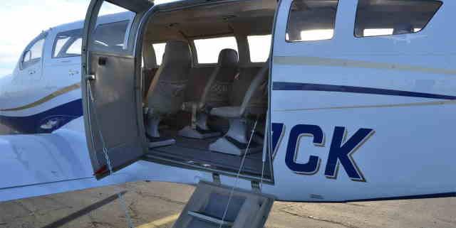 перелет самолетом Cessna F406 Caravan II