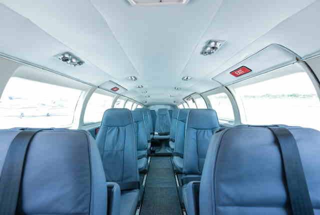 фото частного самолета Cessna F406 Caravan II