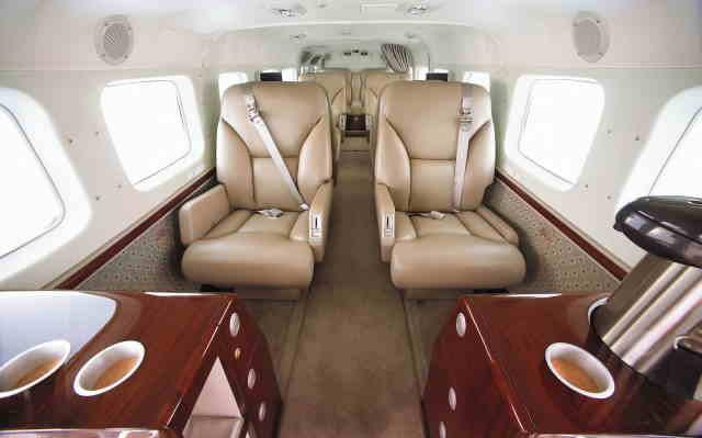 бизнес джет Cessna F406 Caravan II в России