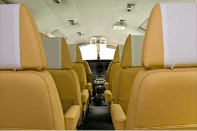 аренда самолета Cessna F406 Caravan II