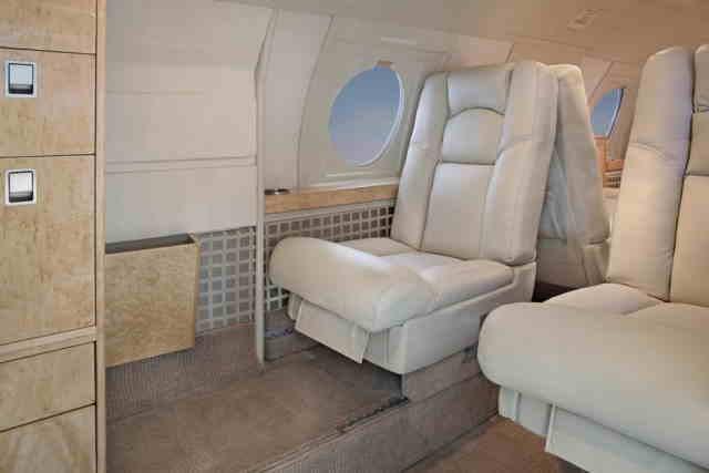 перелет самолетом Dassault Falcon 10