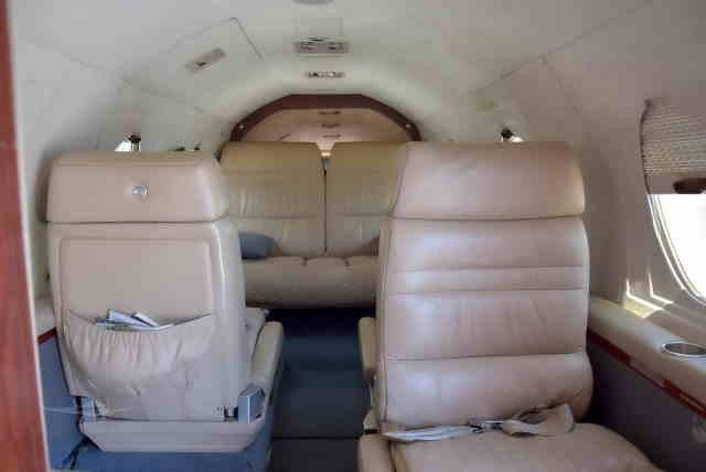 бизнес джет Dassault Falcon 10 в России