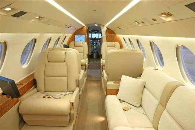 перелет самолетом Dassault Falcon 50 EX
