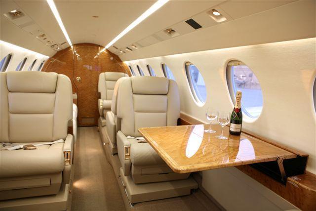 арендовать бизнес джет Dassault Falcon 50 EX