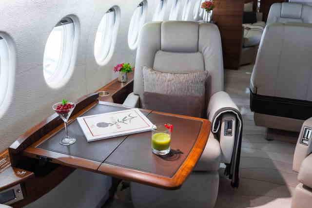 бизнес джет Dassault Falcon 900 DX в России