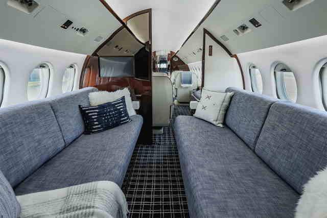 арендовать бизнес джет Dassault Falcon 900 EX
