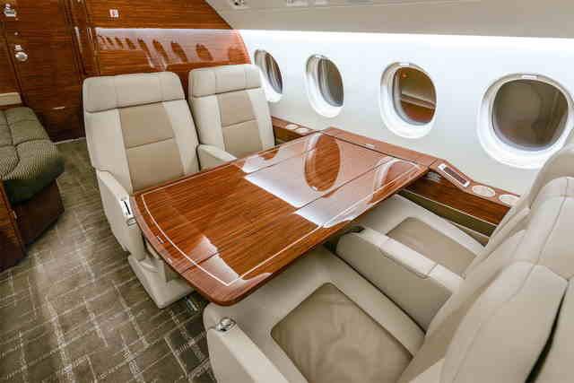 бизнес джет Dassault Falcon 900 LX в России