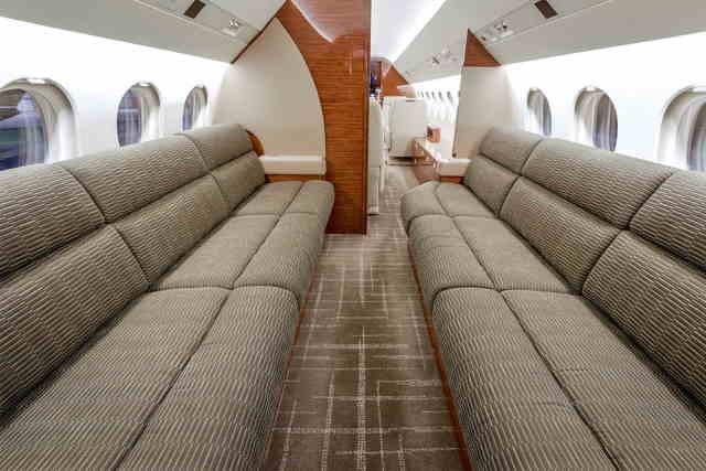 арендовать бизнес джет Dassault Falcon 900 LX