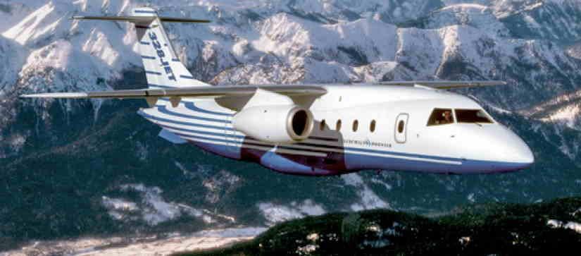 самолет Dornier 328Jet
