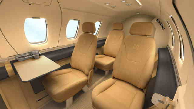 фото частного самолета Eclipse 500