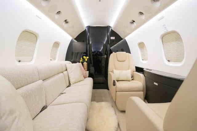 перелет самолетом Embraer ERJ-135BJ Legacy