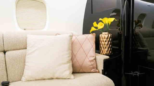 бизнес джет Embraer ERJ-135BJ Legacy в России