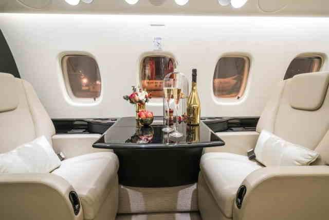 аренда самолета Embraer ERJ-135BJ Legacy