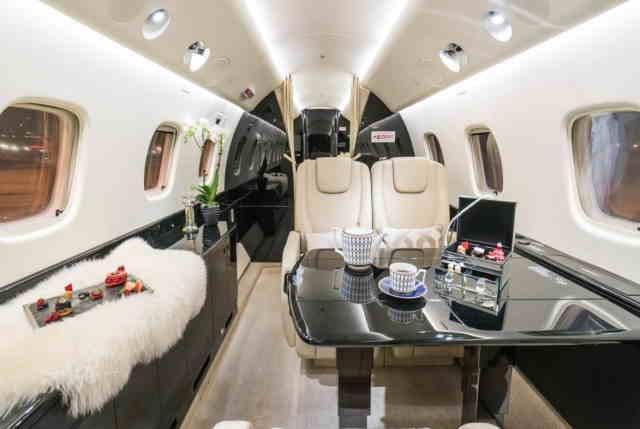 арендовать бизнес джет Embraer ERJ-135BJ Legacy
