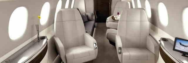 фото частного самолета Embraer Legacy 450