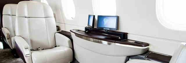 бизнес джет Embraer Legacy 450 в России