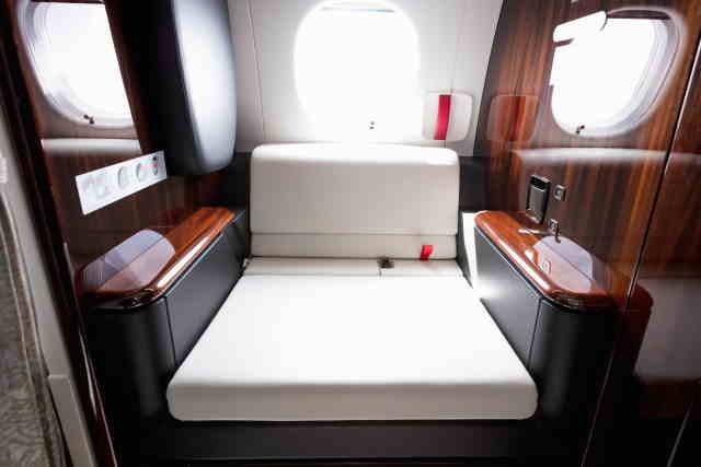 перелет самолетом Embraer Legacy 500