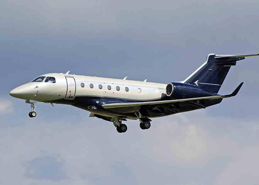 самолет Embraer Legacy 500