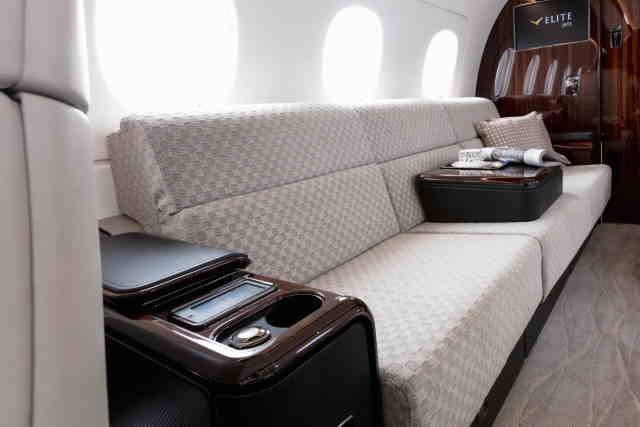 арендовать бизнес джет Embraer Legacy 500