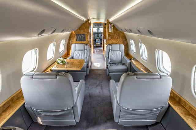 перелет самолетом Embraer Legacy 600