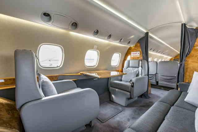 аренда самолета Embraer Legacy 600