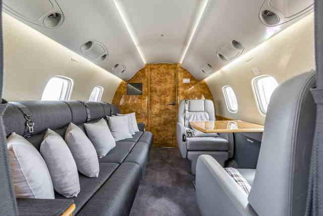 арендовать бизнес джет Embraer Legacy 600