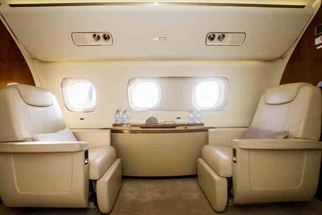 перелет самолетом Embraer Lineage 1000