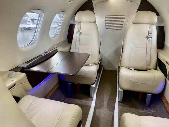 перелет самолетом Embraer Phenom 100